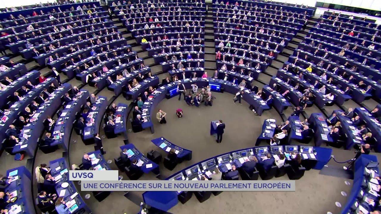 Yvelines | UVSQ : une conférence sur le nouveau Parlement européen