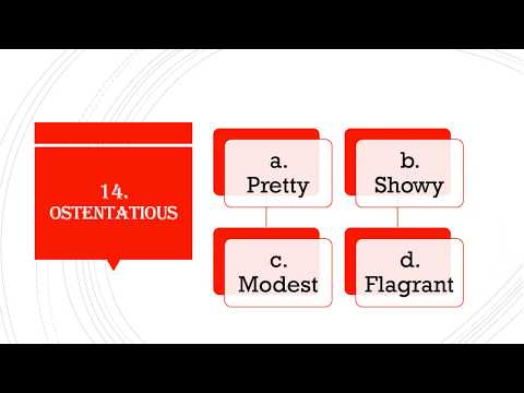 Synonyms In English.2. (English Vocabulary).