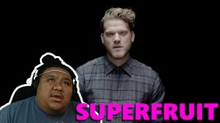 [MUSIC REACTION] Superfuit Ft. Mary Lambert, Brian Justin Crum, Mario Jose - Rise by Katy Perry