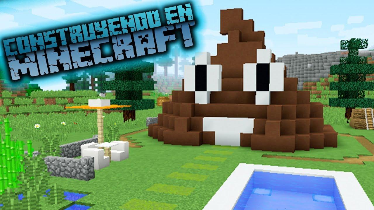Como hacer una casa en minecraft casa de caca para for Minecraft moderno