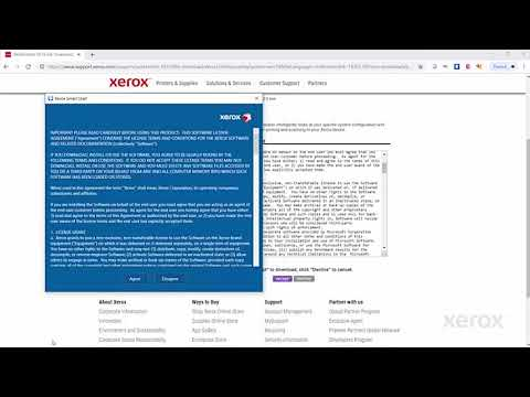 Xerox® WorkCentre® 6515 Print Driver Install for Windows