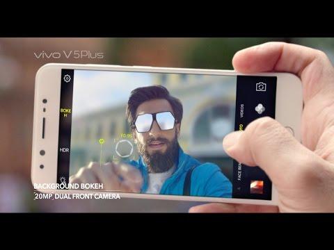 Vivo V5Plus - 20MP Dual Front Camera