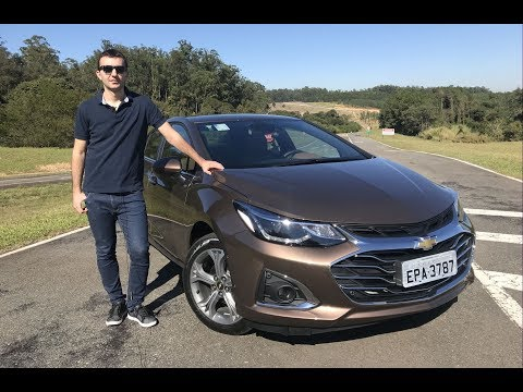 Nuevo Chevrolet Cruze Premier 2020 - Todos Los Detalles