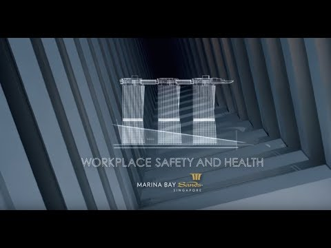 Workplace Safety and Health at Marina Bay Sands