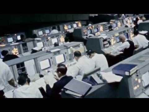 NASA's Mission Control, Houston, Celebrates 50th Anniversary
