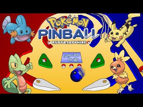 Pokemon Pinball Ruby & Sapphire - Crazy Pe-flipper Fingers