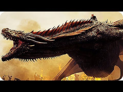 GAME OF THRONES Season 7 Episode 4 MAKING-OF The Loot Train Attack (2017) HBO Series