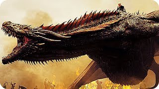 GAME OF THRONES Season 7 Episode 4 MAKING-OF The Loot Train Attack 2017 HBO Series