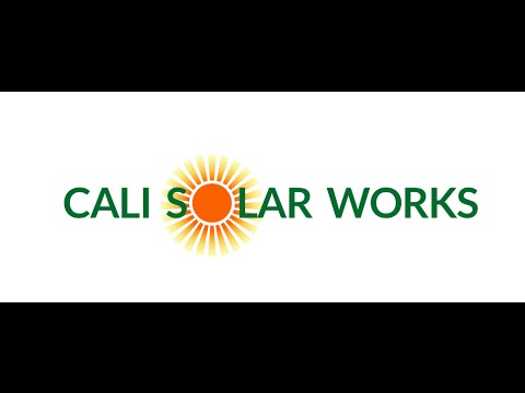 San Diego Solar Is A Smart Investment w/ Cali Solar Works