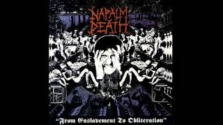 Watch Napalm Death Sometimes video
