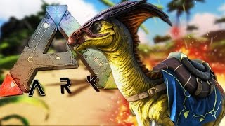 PICK UP YOUR OWN POOP! | ARK Survival Evolved