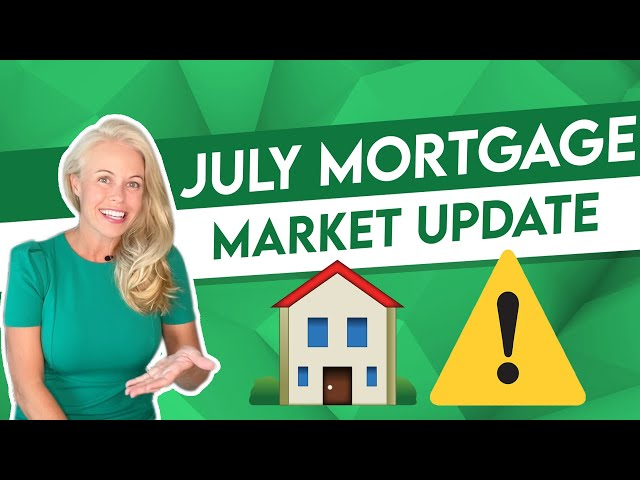 July Mortgage Market Update: Current Mortgage Rates 2020 For VA Loan First Time Home Buyers 🏠
