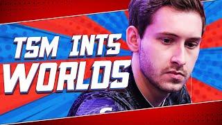 TSM SPEEDRUNS WORLDS | WORLDS 2020 FUNTAGE - League Of Legends