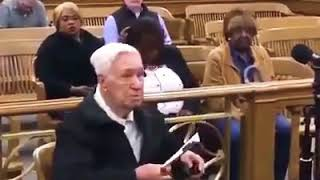 Judge Frank Caprio dismisses a speeding violation to a 96 year old man YouTube Videos