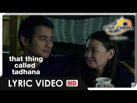 Lyric Video | 'Where Do Broken Hearts Go?' by Whitney Houston | 'That Thing Called Tadhana'