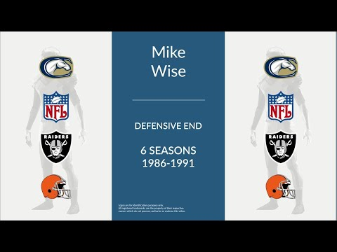 Mike Wise: Football Defensive End
