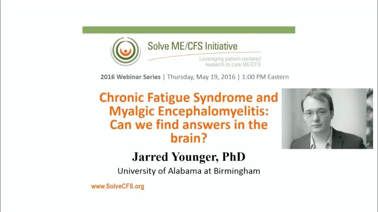 Solve ME/CFS Initiative Webinars - Solve ME/CFS Initiative