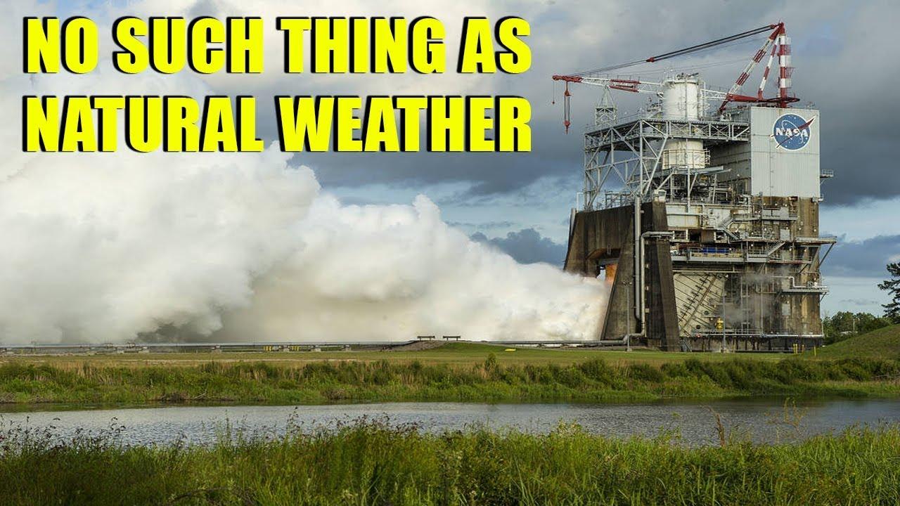 Αποτέλεσμα εικόνας για Proof of Weather Modification | NASA, HAARP & Chemtrail Technology