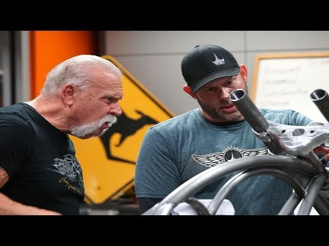 American Chopper is being revived by Discovery Channel