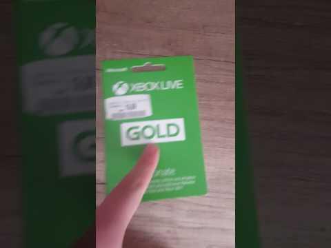 XBOX LIVE GOLD-MEMBERSHIP (3 MONTH)
