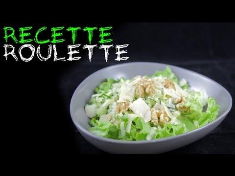 Recette : Salade acidulée