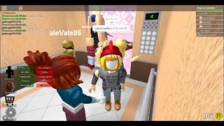 roblox - France Cats Im a KITTY CAT - France L'ascenseur normal