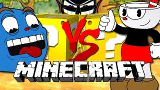minecraft cuphead lucky block challenge   defeat the devil