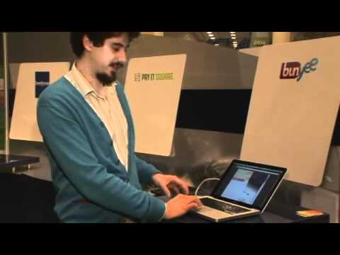 PayPal X Innovate 2010: Interview with Andrew Stewart Co-founder of Bunyee