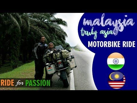 A Motorbiking Odyssey thru Malaysia - Truly Asia