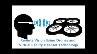 Remote Vision Using Drones and VR Headset Technology