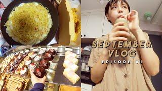 vlog | 프리랜서 일상, 재택근무 하고, 일리 커피…