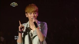 【TVPP】SHINee - Stand By Me, 샤이니 - 스탠바이미 @ SMTOWN in Paris...