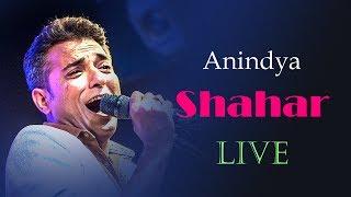 Sujon Amar Ghore Tobu Ailona   Anindya Shahar Live