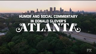 Humor and Social Commentary in Donald Glover's Atlanta