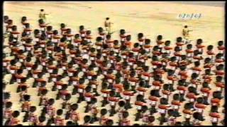 New colours Grenadier Guards 1992