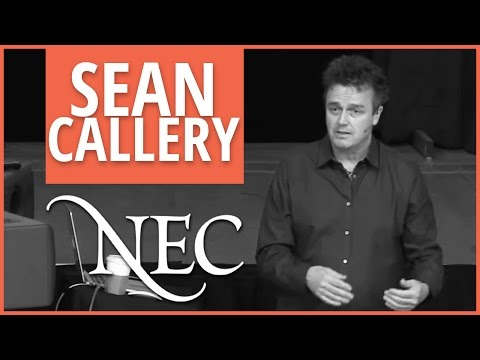"Masterclass with ""Homeland"" composer Sean Callery"