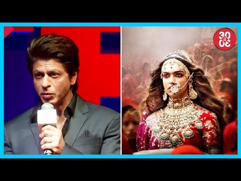 SRKs New Surprise For His Fans, SLB Defers The Release Of Padmavati