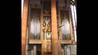J.S. Bach, Praeludium und Fuge a-moll BWV 543