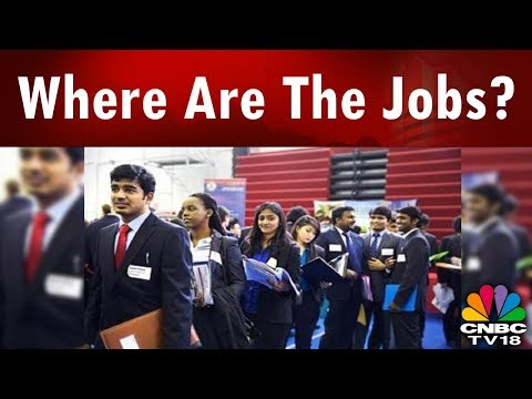 Where Are The Jobs?; Unemployment Is Our National Job: Azim Premji University's Report | CNBC-TV18 Mp3