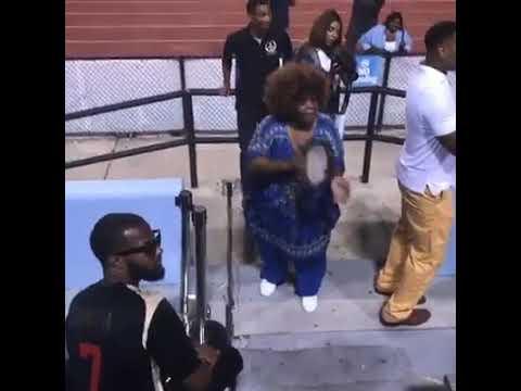 Southern University feat. Rose Washington (New Orleans Tambourine Lady)