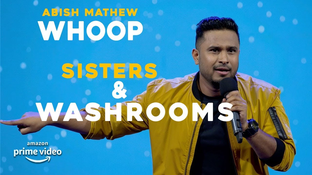 Download Sisters & Washrooms | Abish Mathew Stand Up Comedy | WHOOP