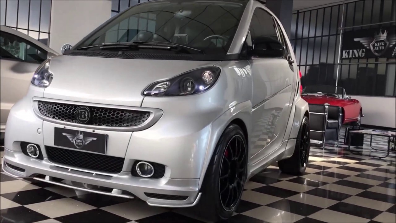 Smart brabus 451 kit ultimate 112 120 youtube smart brabus 451 kit ultimate 112 120 altavistaventures Image collections
