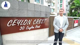#Nicknrina- $2 million  Spacious  3 bedder FREEHOLD penthouse @Ceylon Crest. (D15)