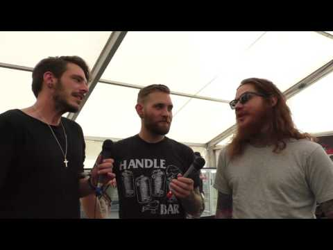 Devil Wears Prada Interview Download Festival 2017