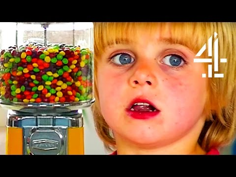 Kids Learn To Lie About Eating Sweets | The Secret Life of 4, 5 & 6 Year Olds