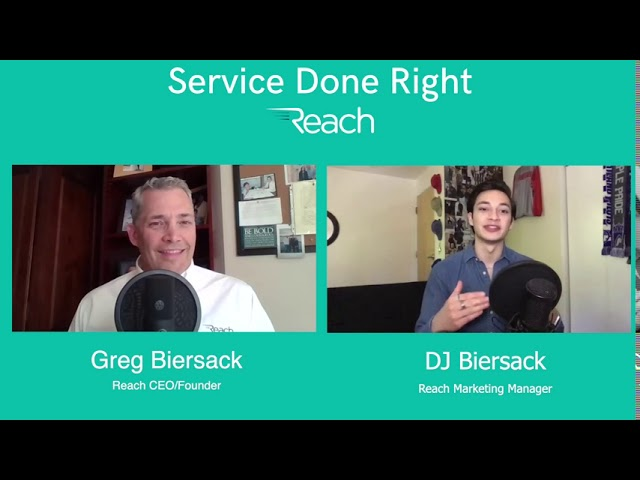 Service Done Right: Episode 3 Control