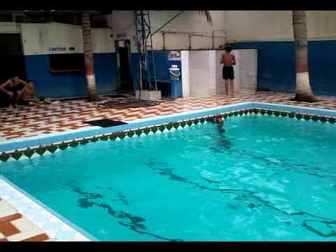 radaiy karachi swimming pool - YouTube