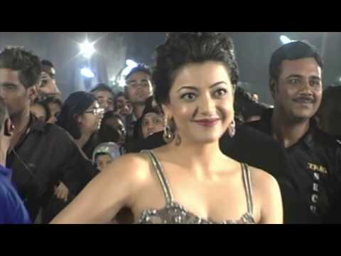 Kajal Agarwalat At 59th Filmfare Awards 2014