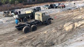 Кто бы мог подумать, грузовики в драг-рейсинге