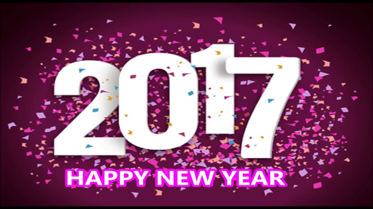 Happy new year 2017 advance wishes greetings whatsappnew year happy new year 2017 advance wishes greetings whatsappnew year video imagese card youtube kristyandbryce Image collections